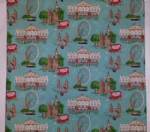 "Cushion Cover in Cath Kidston London Red Bus Eye 14"" 16"" 18"" 20"""